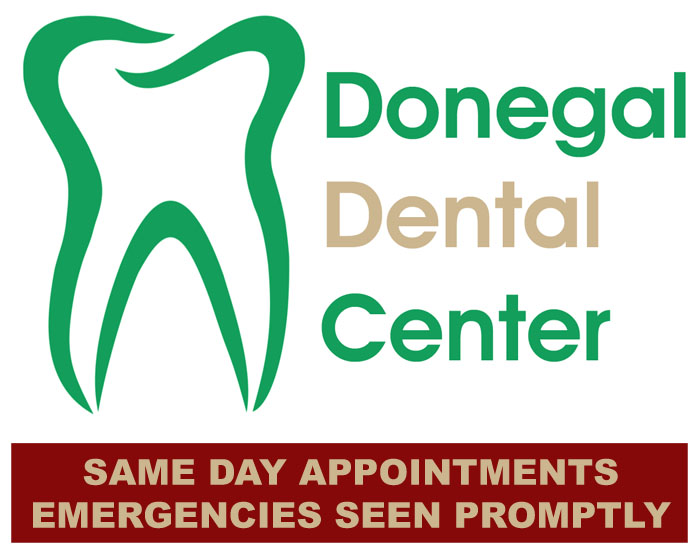 Donegal Dental Center PA Logo